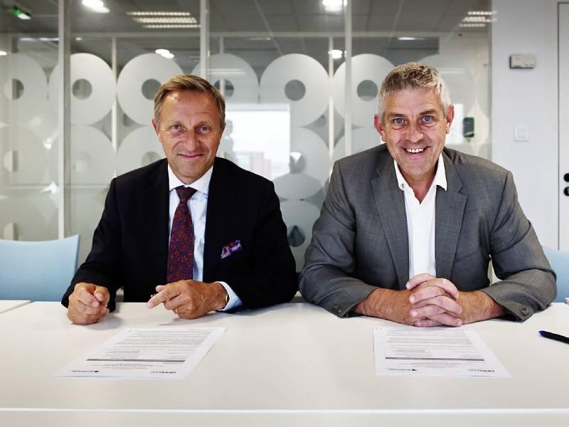 Nouveau partenariat entre Eurovia et l'OPPBTP en matière de prévention - Batiweb