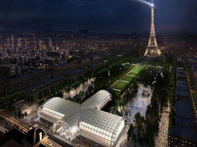 Le Grand Palais Ephémère sera conçu par l'architecte J-M Wilmotte Batiweb