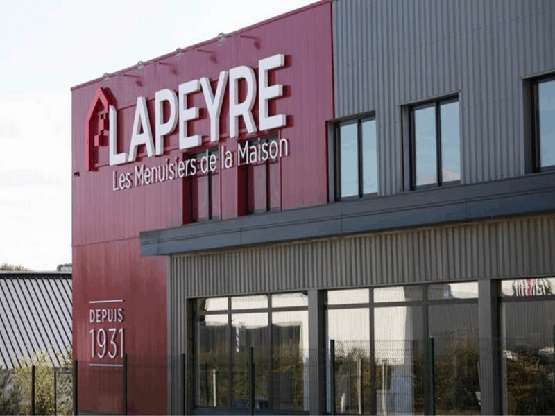 Saint-Gobain cherche à vendre Lapeyre - Batiweb