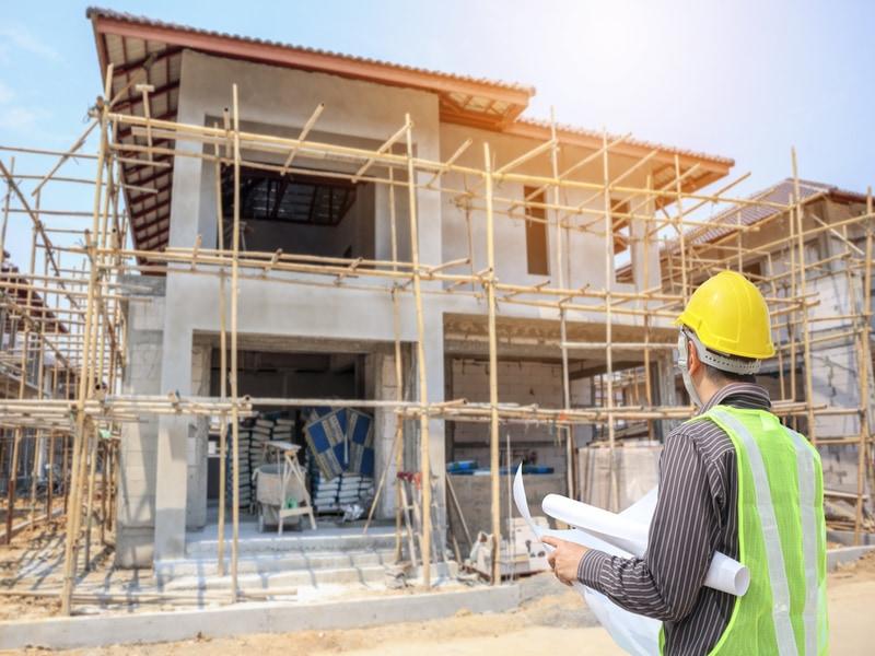 La baisse des permis de construire menace les constructeurs