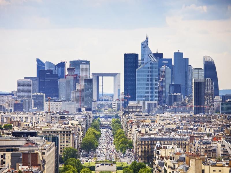 Une taxe sur les bureaux pour financer le Grand Paris