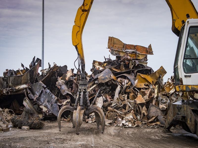 La reprise des déchets de chantier triés sera gratuite en 2022