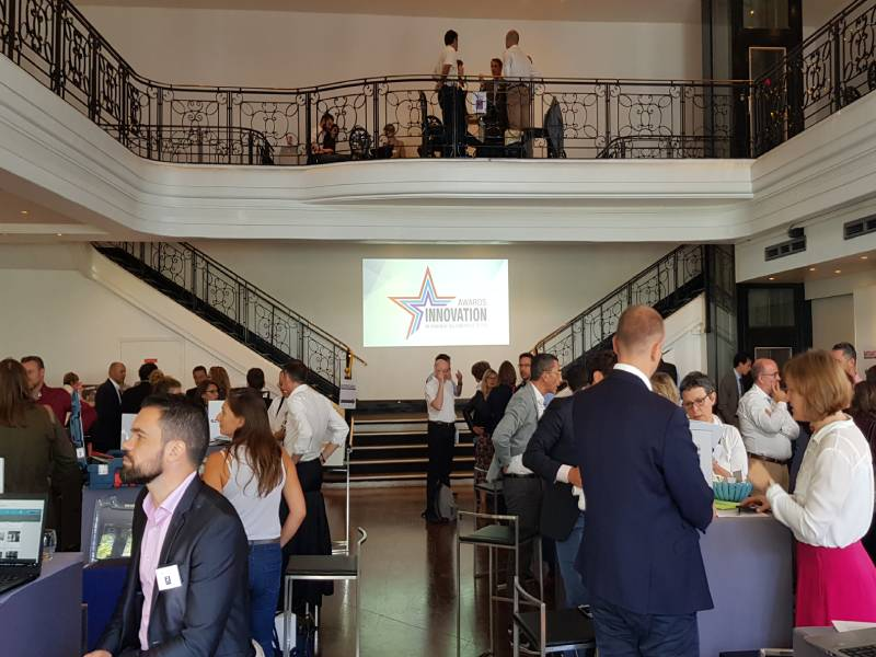 (Vidéo) Nominés et lauréats des Awards de l'Innovation 2019 nous expliquent leurs produits - Batiweb