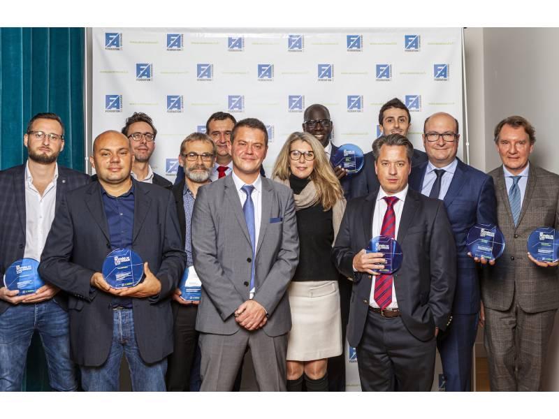Découvrez les lauréats des Trophées de l'Ascenseur 2019 Batiweb