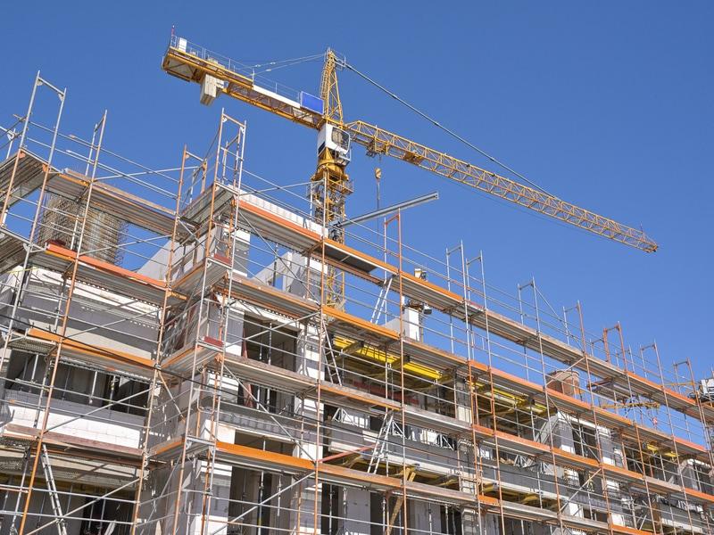 La construction de logements neufs toujours à la peine - Batiweb