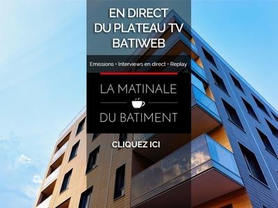 Le bâtiment évolue, découvrez les grandes tendances du secteur Batiweb