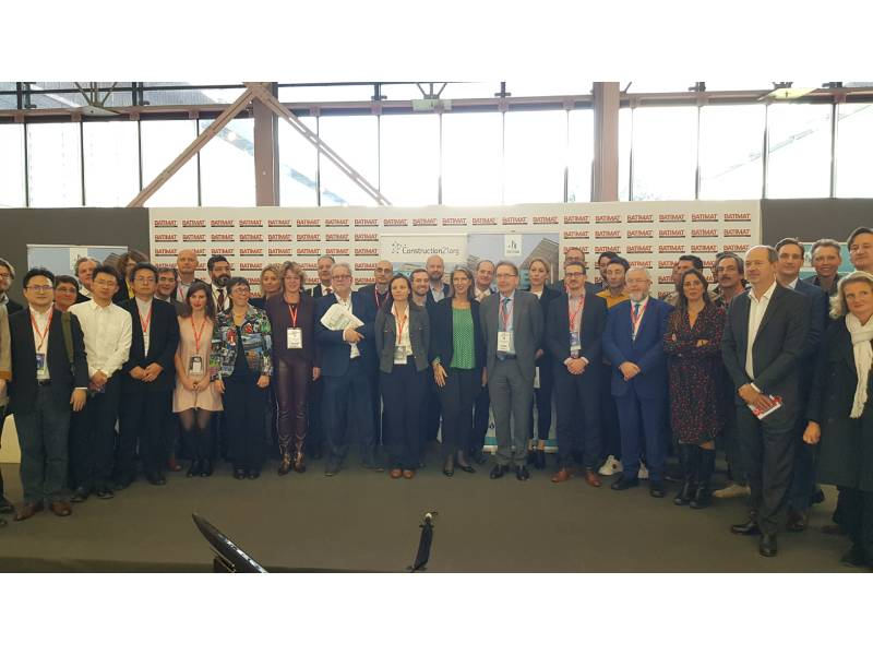 Découvrez les lauréats des Green Solutions Awards Batiweb