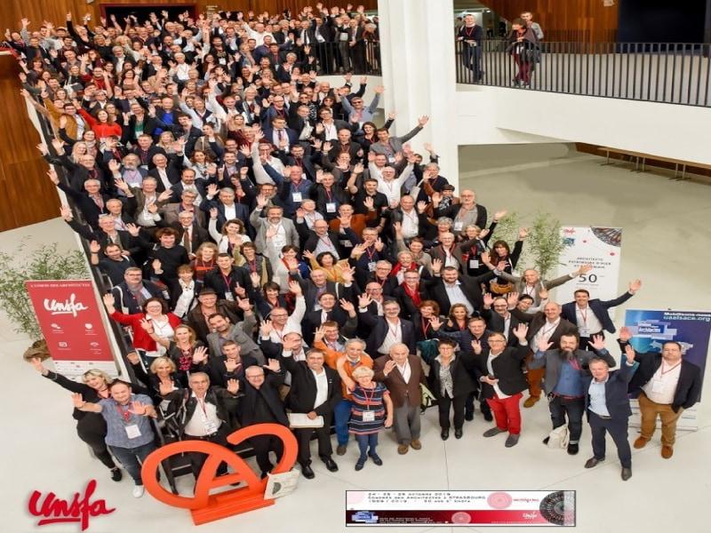 Retour sur la 50ème édition du Congrès des Architectes à Strasbourg !