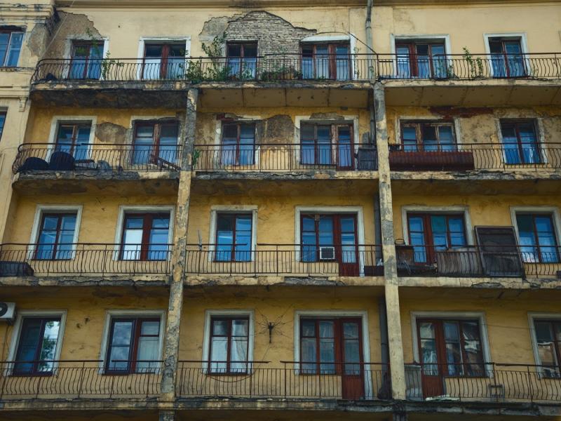 D'une crise de logement à une crise humanitaire : le cas de Marseille