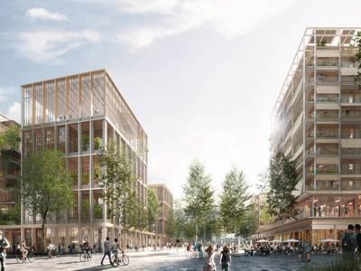 Paris 2024 : découvrez les lauréats des chantiers du village olympique Batiweb