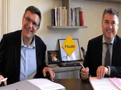 Logement des intérimaires : partenariat entre le FASTT et la FNAIM Batiweb