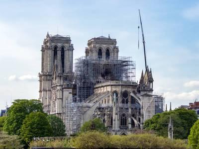 Notre-Dame : mise en place de l'établissement en charge de la restauration de la cathédrale Batiweb