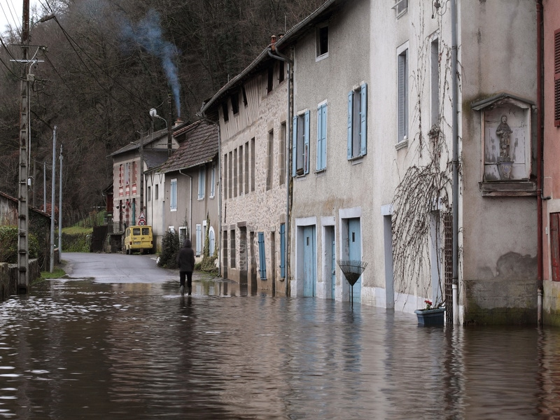 L'Etat double les aides pour les travaux de réduction des risques d'inondations