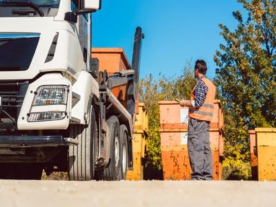 Une plateforme d'intermédiation entre conducteurs de travaux et transporteurs Batiweb