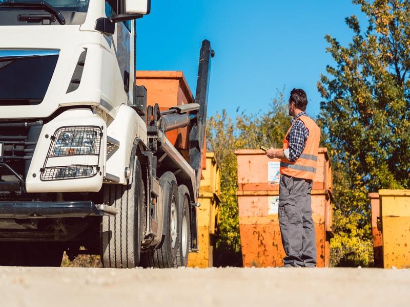 Une plateforme d'intermédiation entre conducteurs de travaux et transporteurs - Batiweb