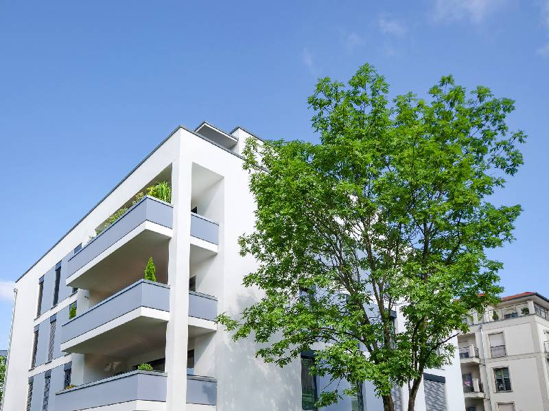 Construction neuve : la chute se poursuit pour les logements autorisés et commencés - Batiweb
