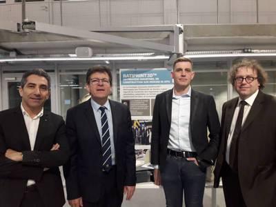 Cobots et impressions 3D : le bâtiment bientôt robotisé Batiweb