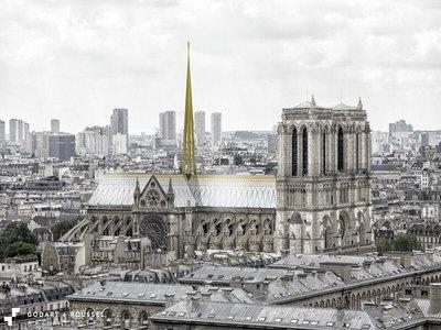 Comment reconstruire Notre Dame de Paris? Batiweb