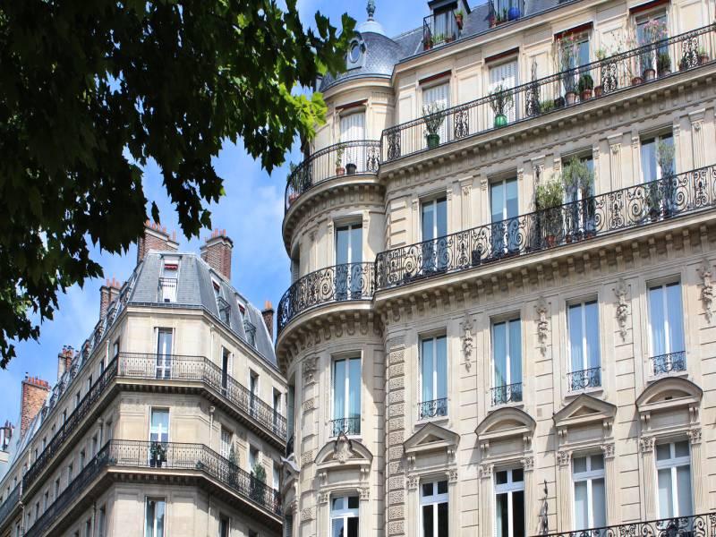Sans encadrement des loyers à Paris, les prix augmentent - Batiweb