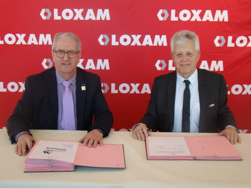 LOXAM signe un partenariat avec WorldSkills France - Batiweb