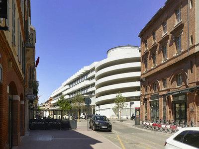 Rénovation d'un parking issu du mouvement moderne Batiweb
