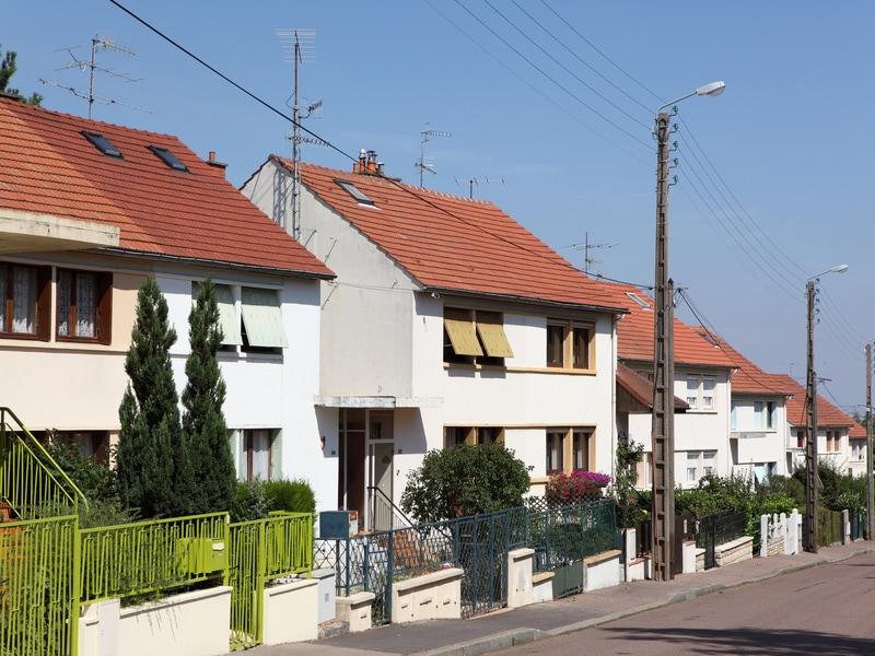 Un plan pour rénover les quartiers pavillonnaires franciliens - Batiweb