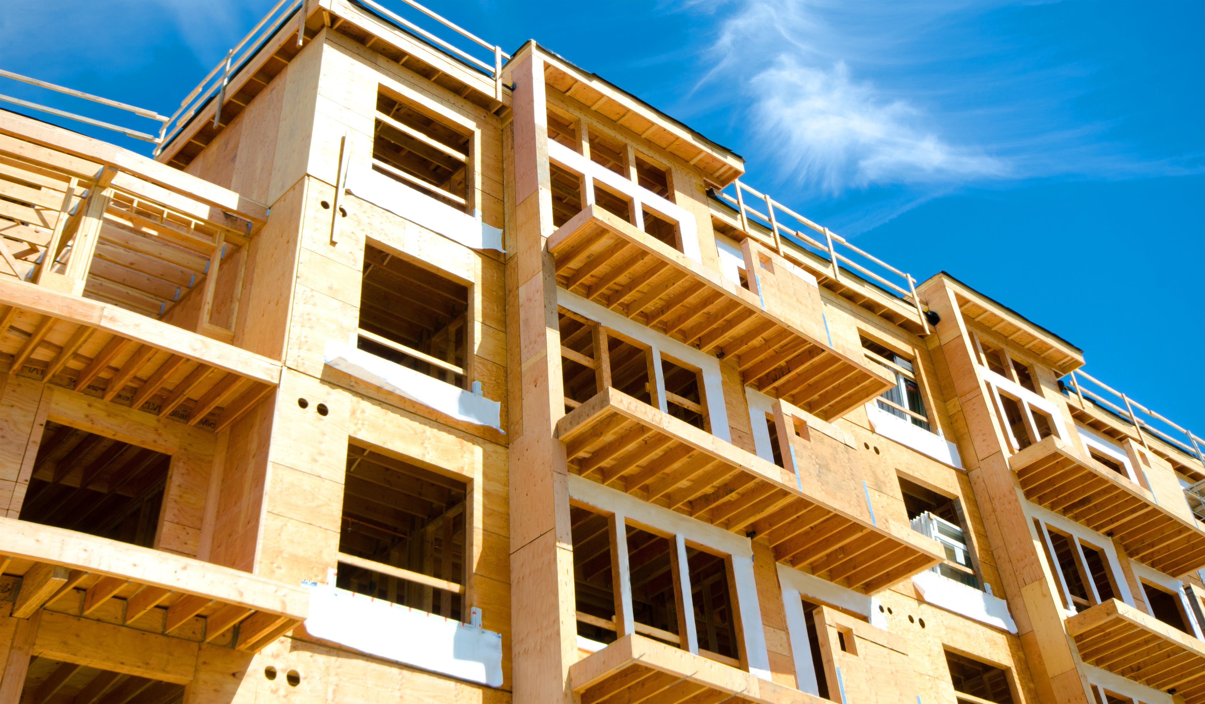 L'AQC émet des préconisations pour les constructions bois de plus de 8 mètres Batiweb