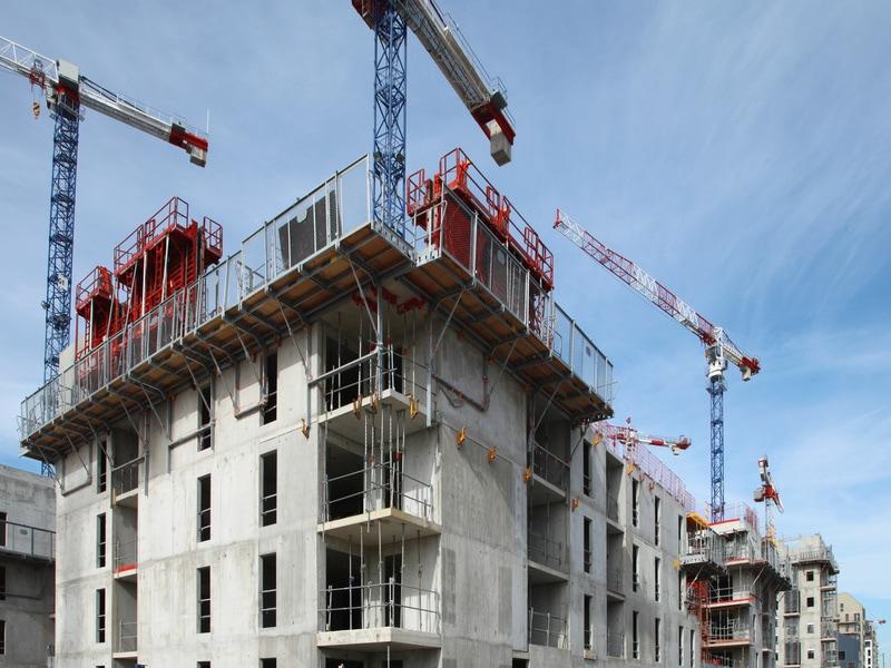 Mises en vente de logements neufs : l'offre diminue encore - Batiweb