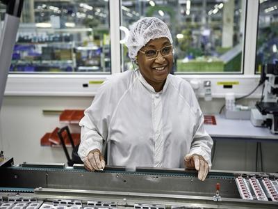 Hager investit 28 M d'euros dans une nouvelle ligne de fabrication Batiweb