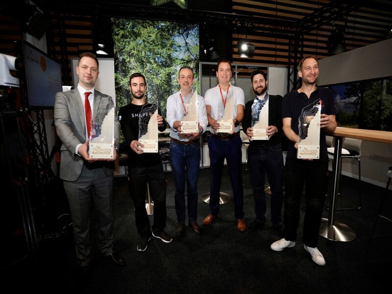 Trophées Eurobois 2020 : les 6 lauréats dévoilés - Batiweb