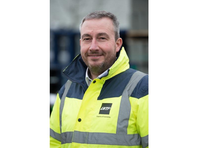 Xavier Derain, nouveau directeur commercial de LNTP - Batiweb