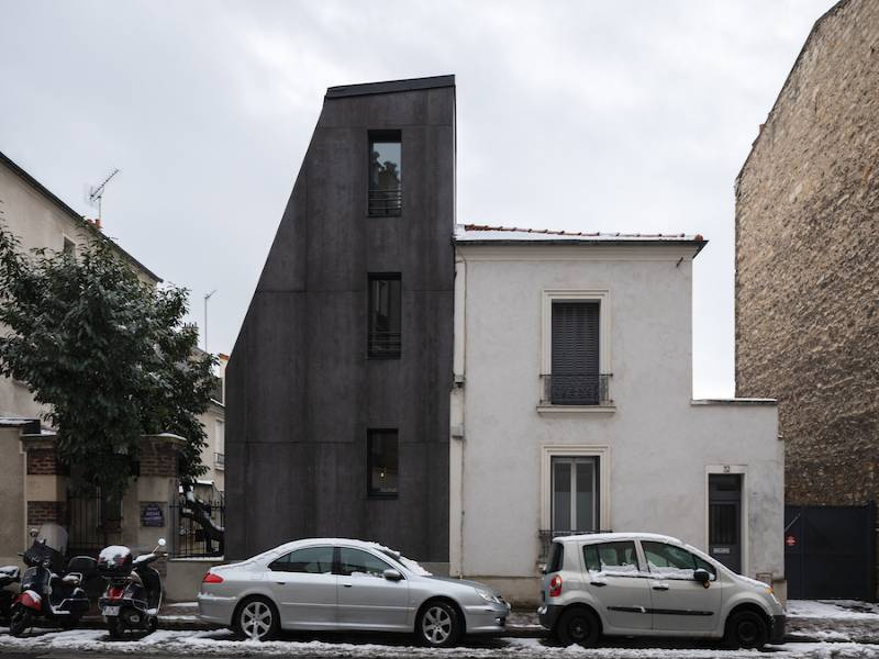 Insertion réussie pour une maison à Malakoff Batiweb