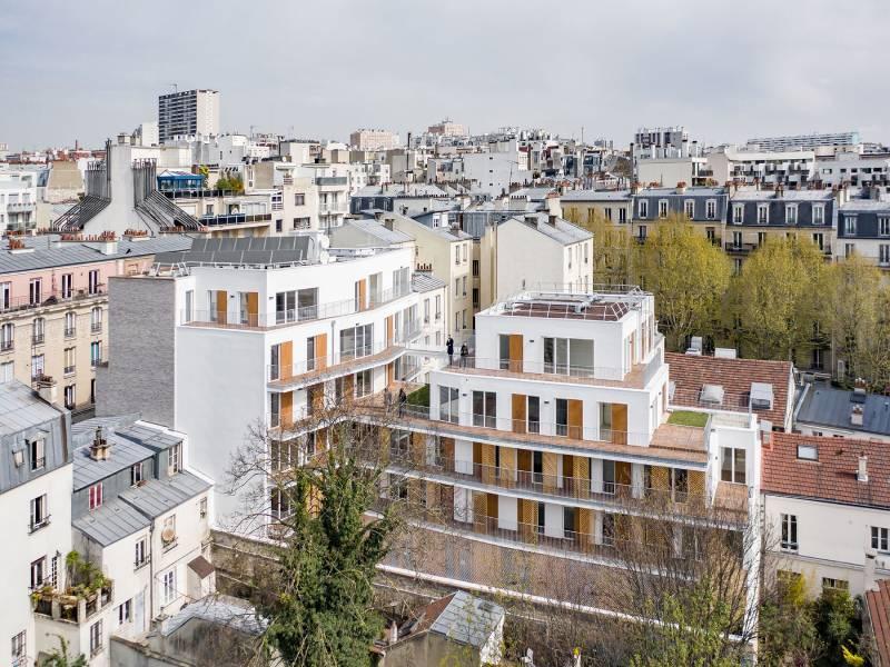 Un immeuble de logements qui s'insère dans l'histoire - Batiweb