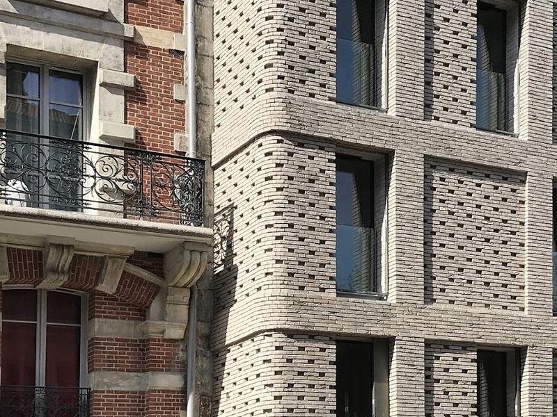 A Paris, Avenier Cornejo mise sur la qualité - Batiweb