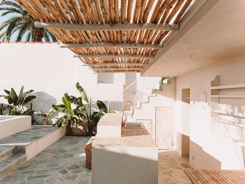Entre mer et terre, la singulière Casa Santa Teresa - Batiweb