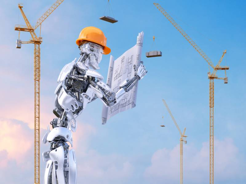 Santé et prévoyance : les robots sont-ils une solution d'avenir ? - Batiweb