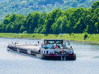 Le transport fluvial séduit de plus en plus le BTP Batiweb