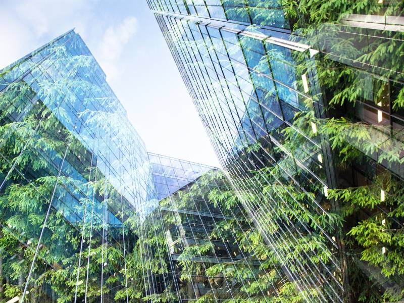 Le secteur des matériaux, point faible de la transition écologique - Batiweb