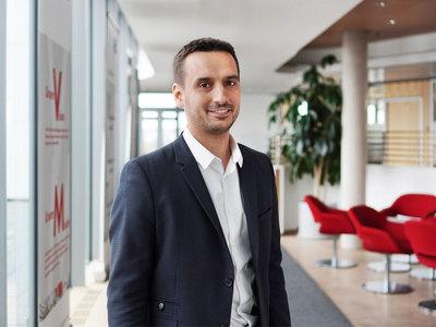 Vincent Mathely, nouveau directeur commercial de SMA France Batiweb
