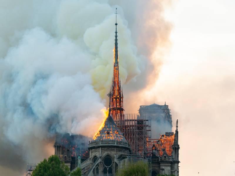 Notre-Dame de Paris : le chantier de la discorde - Batiweb