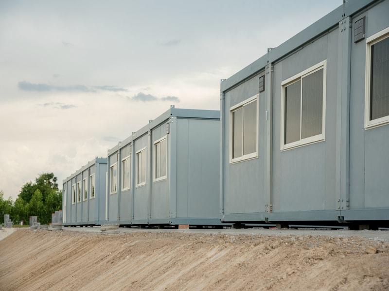 Algeco lance des objets connectés destinés aux bâtiments modulaires - Batiweb