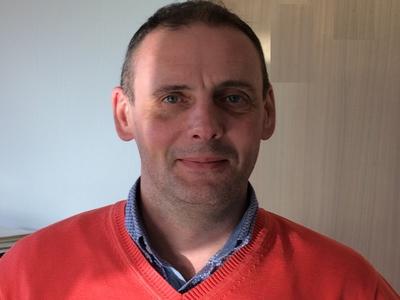 Damien Cousin, nouveau président du SNPB Hauts-de-France et Normandie Batiweb