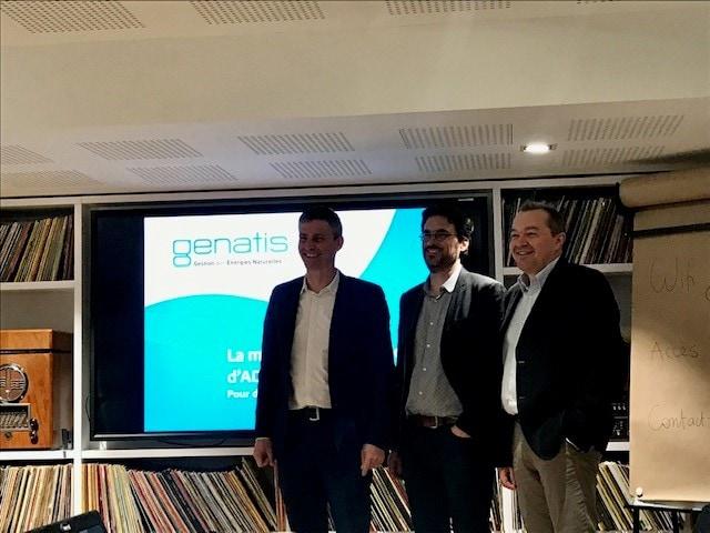 Adexsi présente GENATIS et sa gestion des énergies naturelles - Batiweb