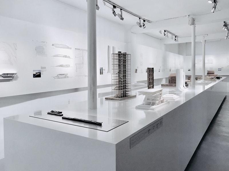 La Galerie d'architecture, un haut lieu d'exposition mais pas que - Batiweb