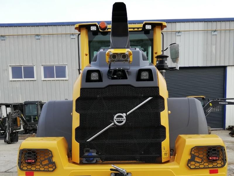 Une caméra pour engins de chantiers qui détecte les piétons - Batiweb