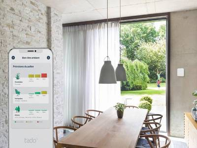 Des thermostats intelligents pour limiter les allergies Batiweb