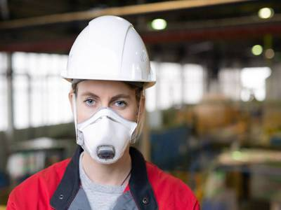Dons de masques : quand le BTP prête main forte aux soignants Batiweb