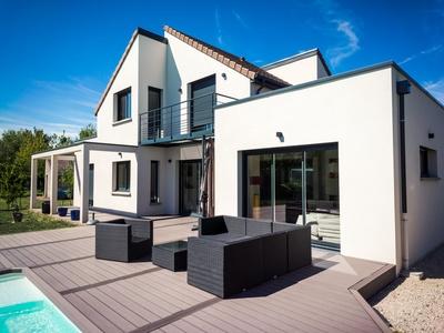 Construction de maisons neuves : la surface habitable augmente Batiweb