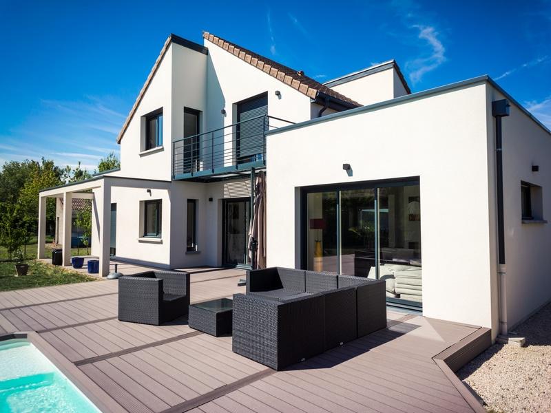 Construction de maisons neuves : la surface habitable augmente - Batiweb