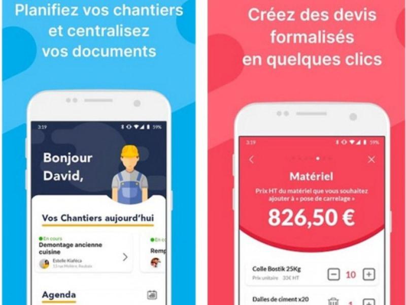 « Todomo », la nouvelle application de Bricoman au service des artisans - Batiweb
